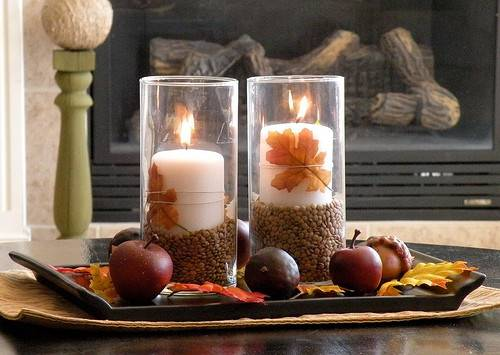Diy Ideas Theming Your Home Spirit Autumn