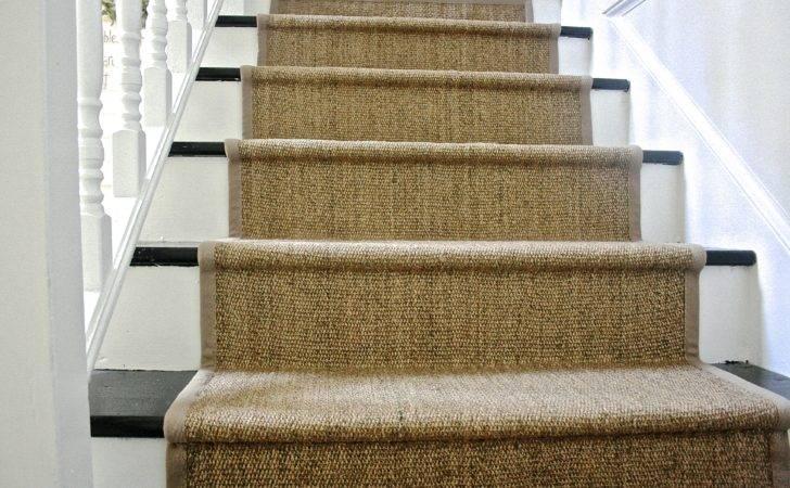 Diy Ikea Jute Rug Stair Runner Emily Does