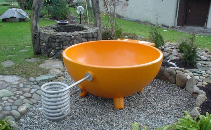 Diy Inground Hot Tub Jacuzzi Deremer