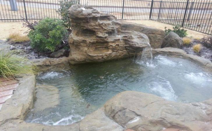Diy Inground Hot Tub Landscape Design Pinterest