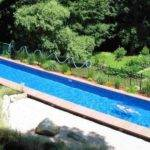 Diy Inground Swimming Pools Lay Pool Splash Pads Pinterest