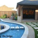 Diy Large Marquee Letters Twothirtyfivedesigns
