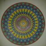 Diy Mandala Colored Mandalas Pinterest