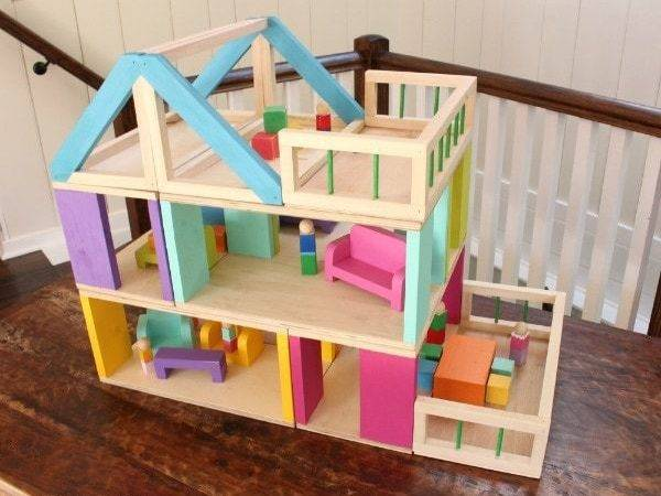 Diy Modular Dollhouse Furniture Jaime Costiglio