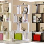 Diy Modular Organizing Shelf Storage Home Decor Modern Showcase Design