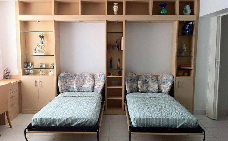 Diy Murphy Bed Popsugar Home Within Ucwords Beds Ikea Review