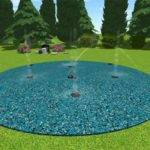 Diy Nozzle Splash Pad Kit Garden Pinterest