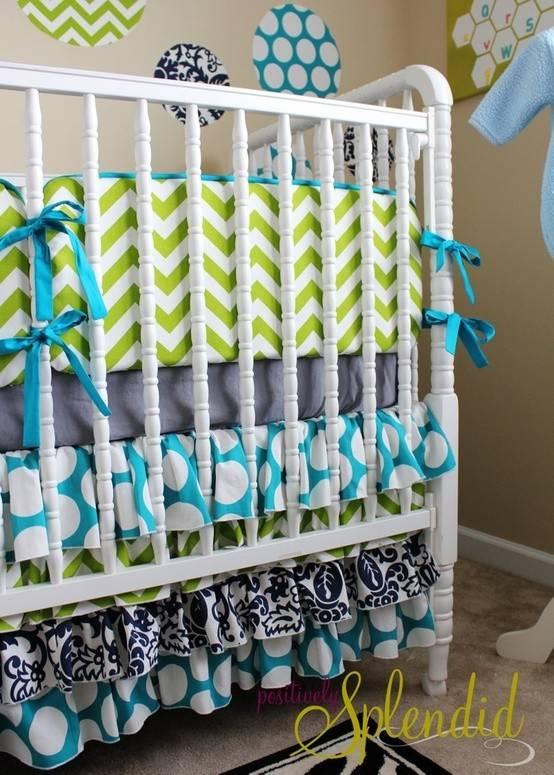 Diy Nursery Bedding Find More Pinterest Pins