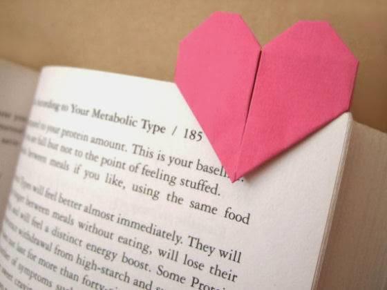 Diy Origami Heart Bookmarks Idea King