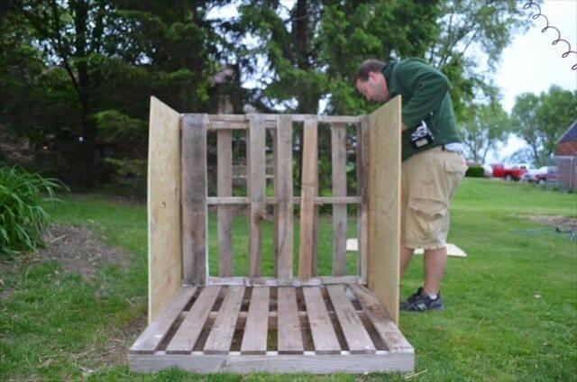 Diy Pallet Doghouse Ideas Make