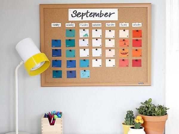 Diy Planners Calendars New Year Organizing Thegoodstuff