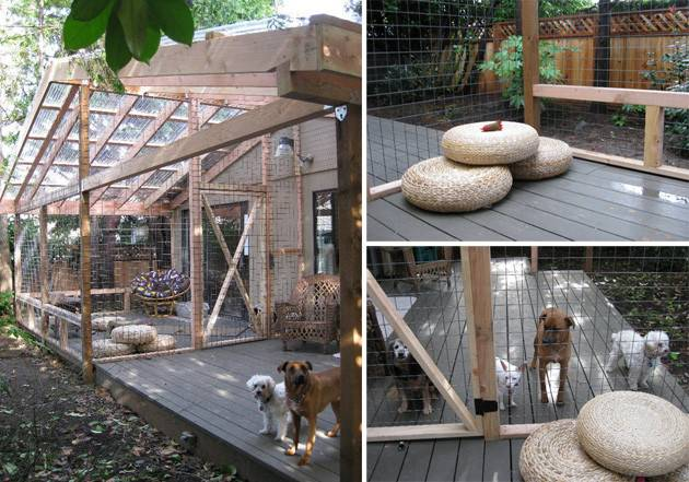 Diy Projects Give Your Pet Place Its Own Construction