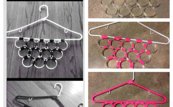 Diy Scarf Hanger Best Cars Reviews