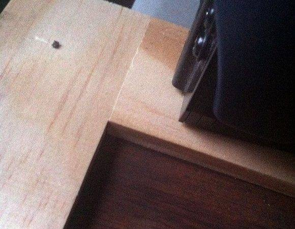 Diy Shaker Style Cabinet Doors Little Green Notebook