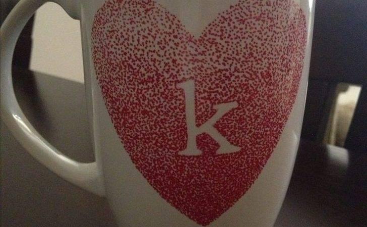 Diy Sharpie Mug Gift Ideas Pinterest Beautiful Hearts Heart