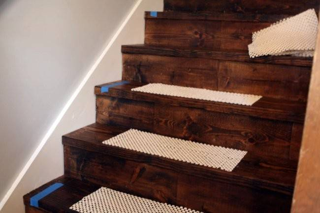 Diy Stair Runner Emily Does