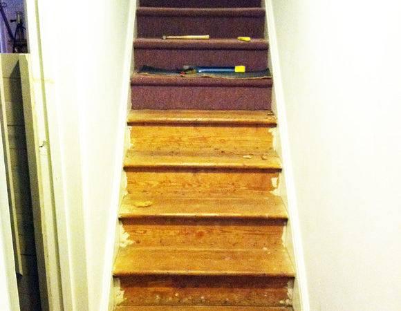 Diy Stair Runner Little Green Notebook
