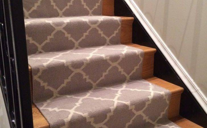 Diy Stair Runner Overstock Pinterest