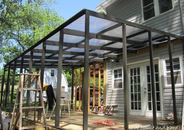 Diy Sunroom Looks Like Now Ceiling Panels