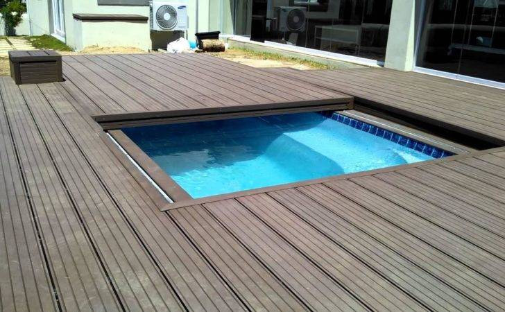 Diy Swimming Pool Cover Backyard Design Ideas All