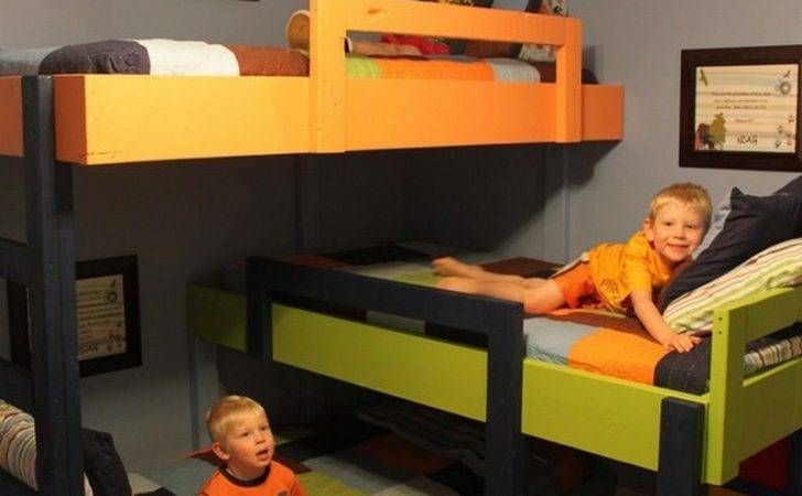 Diy Triple Bunk Bed Owner Builder Network