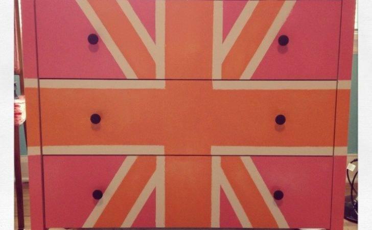 Diy Union Jack Inspired Dresser Martha Stewart Ain Got Nothing