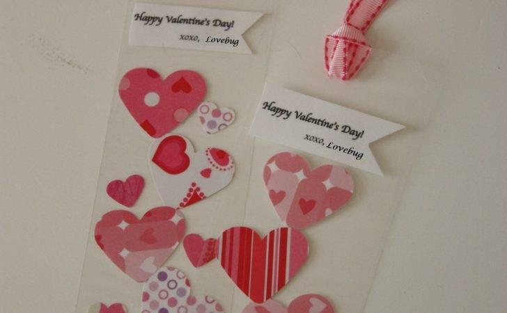 Diy Valentine Day Bookmark Lovebugs Blog