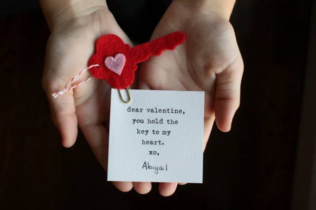 Diy Valentines Yours