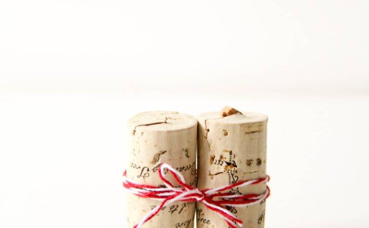 Diy Wine Cork Label Holder Dreaming Foodie