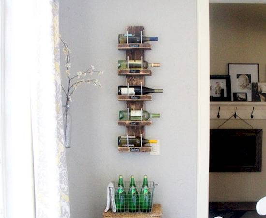 Diy Wine Rack Ideas Give Excuse