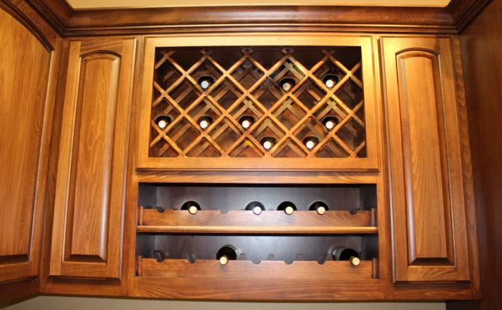 Diy Wine Racks Lattice Ideas Second Sun