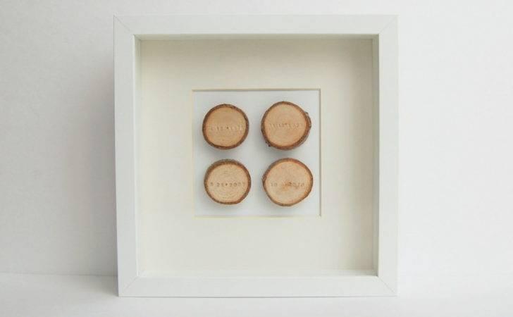 Diy Wood Slice Art