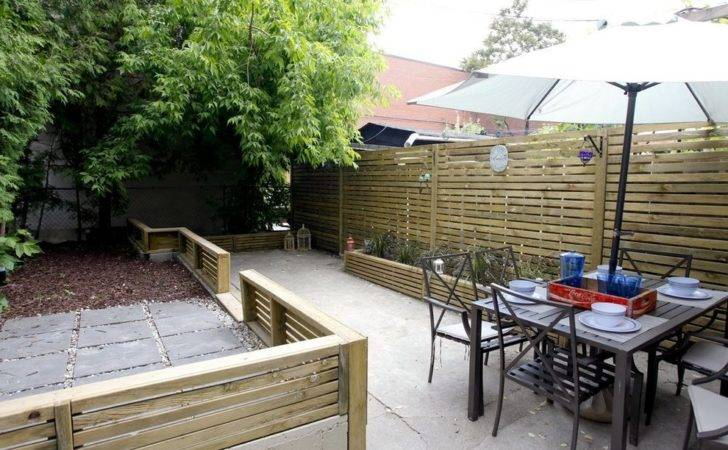Dog Fence Ideas Patio Contemporary Backyard Chairs Outdoor Dining