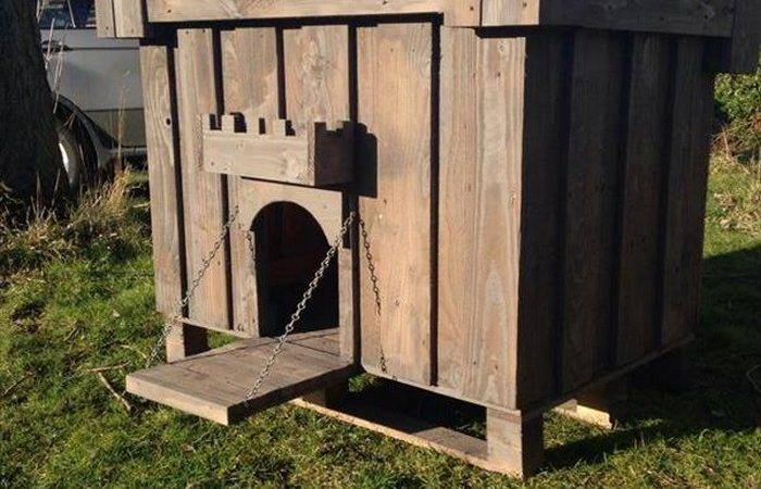 Dog House Pallet Ideas Projects Pallets
