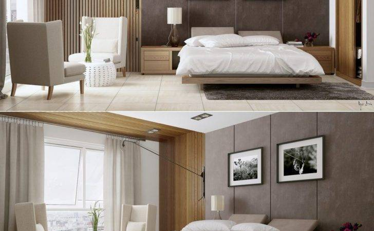Doing Bedroom Refresh Switching Out Your Current Bed Floating