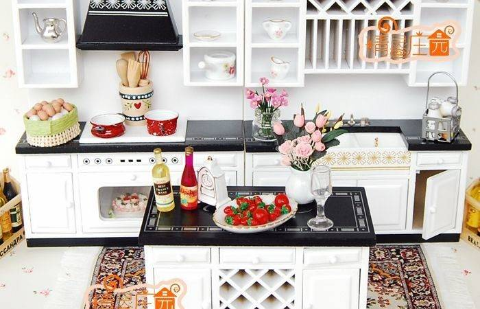 Dollhouse Furniture Sets Pinterest Barbie House