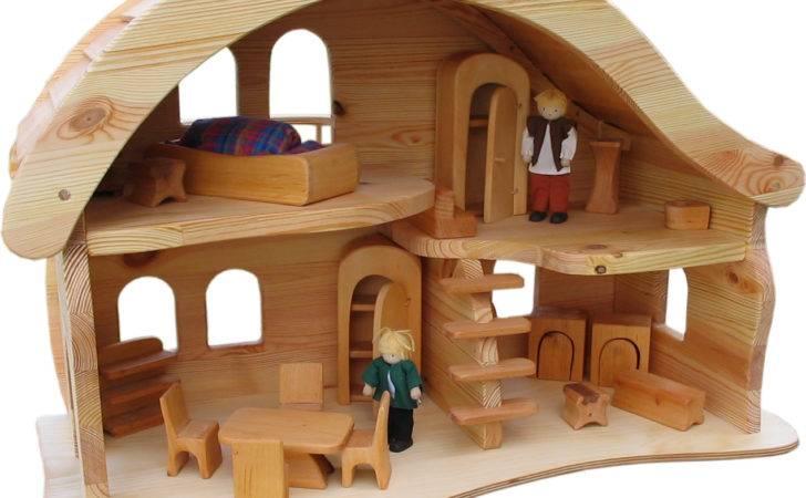 Dollhouse Heirloom Passed Down Through