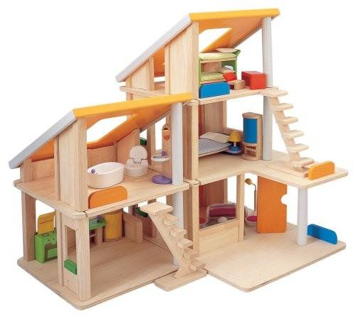 Dollhouse Plans Wooden Toy