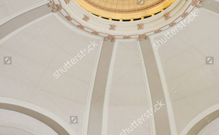 Dome Ceiling Old Architectural Building
