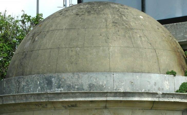 Dome Roof Building Public Domain