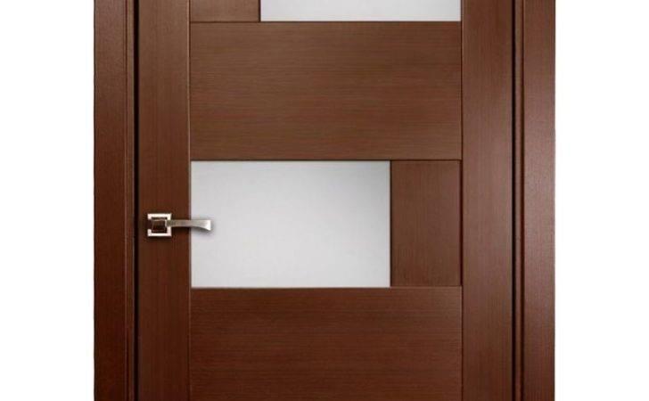 Door Design Ideas Interior Browsing Creative Brown Modern