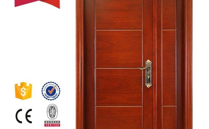 Door Designs Buy Main Double Front Design Teak