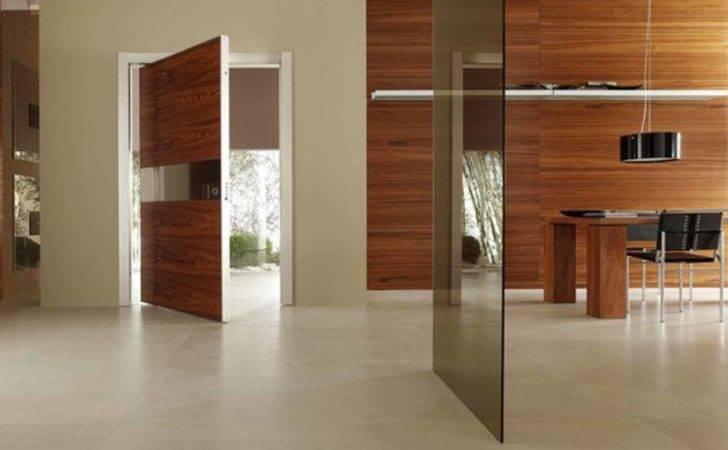 Door Kerala Style Bavas Wood Works Modern Doors Interior Oikos