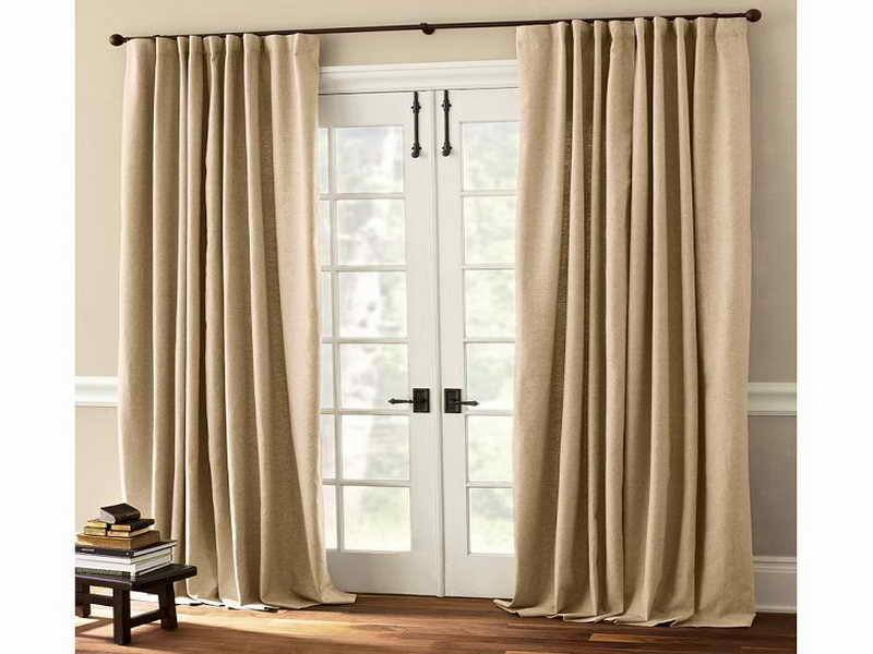 Door Window Treatments Treatment Ideas French Doors