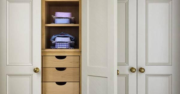 Doors Amazing Closet Closets Pinterest Organization