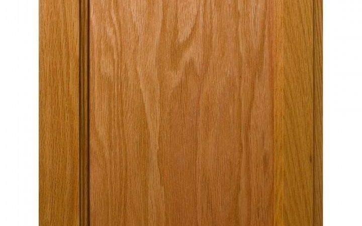 Doors Drawers Adobe Contemporary Style Flat Panel Cabinet Door