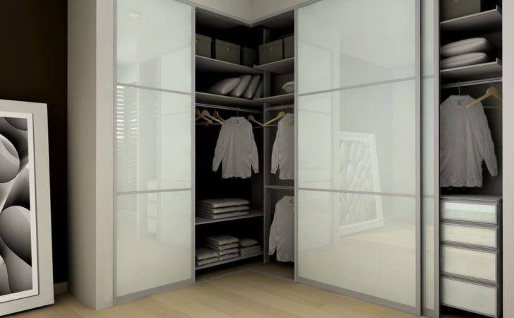Doors Extraordinary Modern Closet Folding