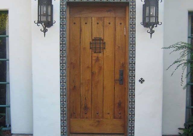 Doors Handcrafted Custom Interrior Exterior Door