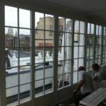 Doors Light Grey Aluminium French Back House Gemini