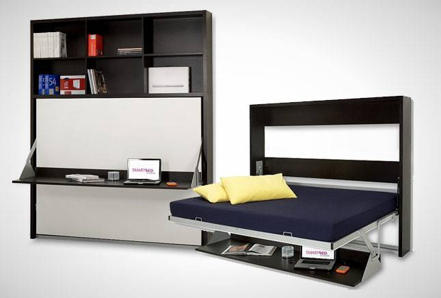 Dotto Bookcase Desk Bed Love Clean Lines Extra